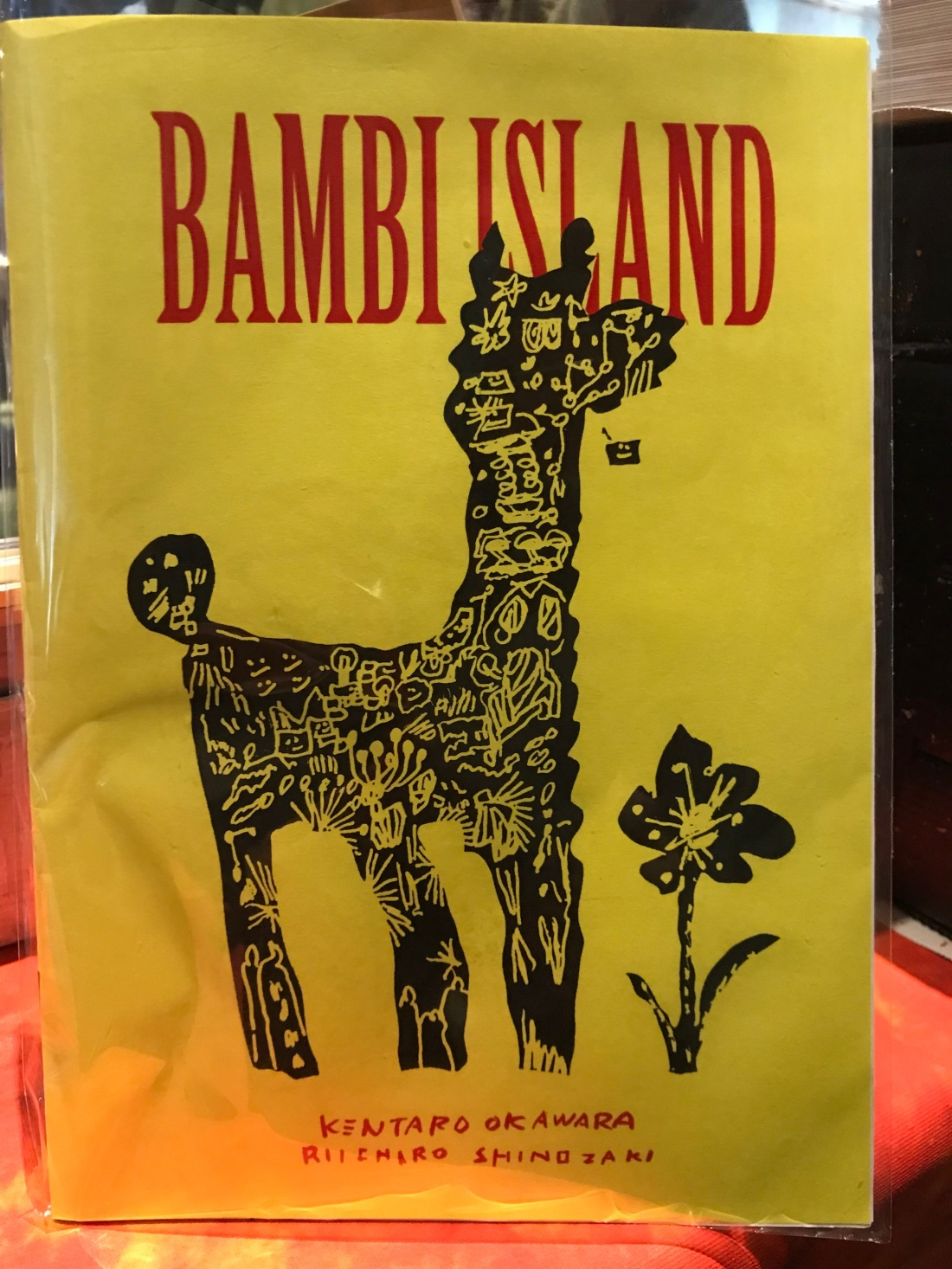 bambiislandzine